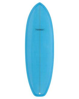 ICE BLUE TINT BOARDSPORTS SURF MODERN LONGBOARDS GSI SURFBOARDS - NZMD-HLPU-ICE