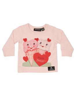 PINK KIDS BABY ROCK YOUR BABY CLOTHING - BGT1925-SLPNK