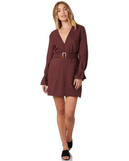 SANGIOVESE WOMENS CLOTHING STEVIE MAY DRESSES - SL190532DSANG