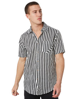 MALIBU STRIPE MENS CLOTHING THE PEOPLE VS SHIRTS - SS19059_MAL