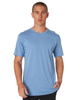 CAROLINA BLUE MENS CLOTHING AS COLOUR TEES - 5001CARB