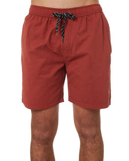 RUST MENS CLOTHING SWELL BOARDSHORTS - S5164231RUST