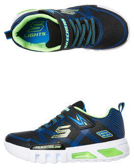 BLUE KIDS BOYS SKECHERS SNEAKERS - 90542LBBLM