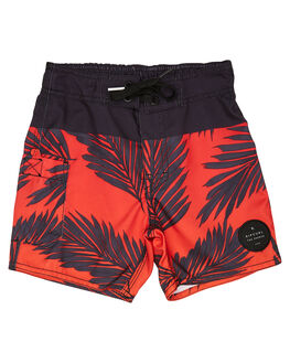ORANGE KIDS BOYS RIP CURL BOARDSHORTS - OBOSP10030