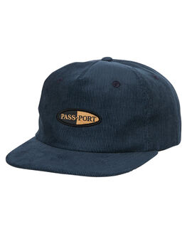 NAVY MENS ACCESSORIES PASS PORT HEADWEAR - PPPHARMYNVY