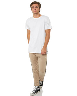 BEIGE MENS CLOTHING BARNEY COOLS PANTS - 735-CR1BEI