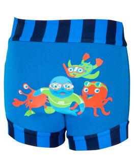 MULTI KIDS BOYS ZOGGS SWIMWEAR - 8010150MUL