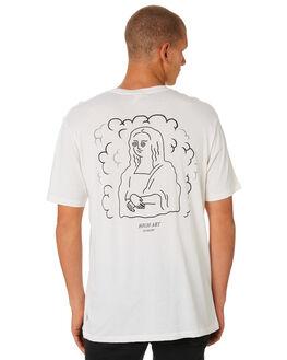 WHITE MENS CLOTHING INSIGHT TEES - 1000064025WHT