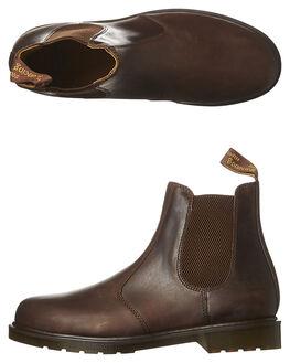GAUCHO CRAZY HORSE WOMENS FOOTWEAR DR. MARTENS BOOTS - SS11853201GAUW