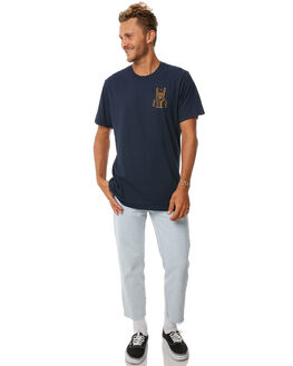 NAVY MENS CLOTHING IMPERIAL MOTION TEES - 201703002028NVY