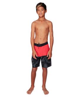 HIBISCUS KIDS BOYS QUIKSILVER BOARDSHORTS - EQBBS03398-RMZ6
