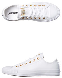 193a1e3d5db Converse Chuck Taylor All Star Gemma Ox Shoe - White Gold