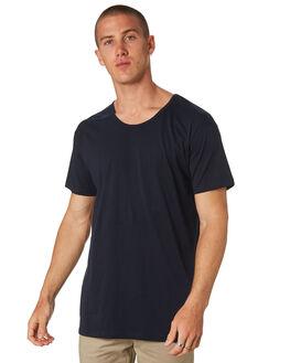 NAVY MENS CLOTHING AS COLOUR TEES - 5011NAVY