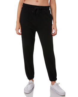 BLACK WOMENS CLOTHING C&M CAMILLA AND MARC PANTS - VCMP4324BLK