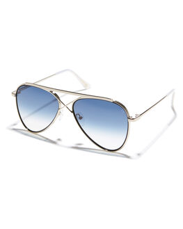 SILVER MENS ACCESSORIES VIEUX EYEWEAR SUNGLASSES - VX003CSLVR