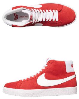 UNIVERSITY RED MENS FOOTWEAR NIKE SNEAKERS - 864349-611