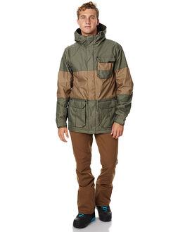 VINTAGE GREEN BOARDSPORTS SNOW VOLCOM MENS - G0451705VIG