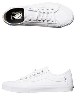 WHITE WHITE MENS FOOTWEAR VANS SNEAKERS - VN-A32SBWWWWHI