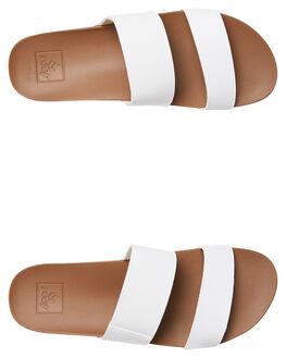 CLOUD WOMENS FOOTWEAR REEF SLIDES - A3OKSCLD