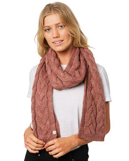 MUSHROOM WOMENS ACCESSORIES RIP CURL SCARVES + GLOVES - GSABY18543
