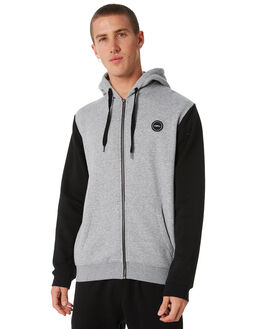 GREY MARLE MENS CLOTHING SWELL JUMPERS - S5184464GRYMA