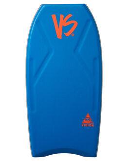 ROYAL BLUE BOARDSPORTS SURF VS BODYBOARDS BODYBOARDS - V19VISION40RBLU