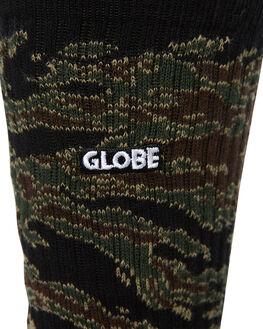 TIGER CAMO MENS CLOTHING GLOBE SOCKS + UNDERWEAR - GB71639002TCAM