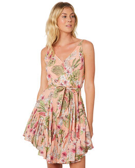 PRINT WOMENS CLOTHING JORGE DRESSES - 8320076PRNT