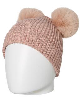 PINK KIDS GIRLS ROCK YOUR BABY HEADWEAR - TGI1923-MPPNK