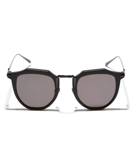MATTE BLACK WOMENS ACCESSORIES VALLEY SUNGLASSES - S0355MTBLK