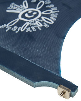 BLUE BOARDSPORTS SURF CAPTAIN FIN CO. FINS - CFF0111510-BLUBLU
