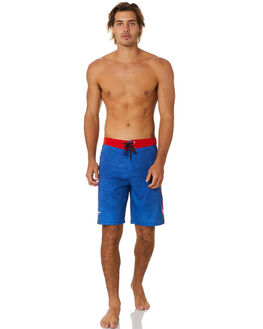 PHOTO BLUE MENS CLOTHING HURLEY BOARDSHORTS - CJ5435406
