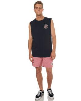 ROGUE PINK MENS CLOTHING SANTA CRUZ BOARDSHORTS - SC-MBC7611RPNK