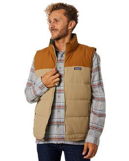 MOJAVE KHAKI MENS CLOTHING PATAGONIA JACKETS - 27587MJVK