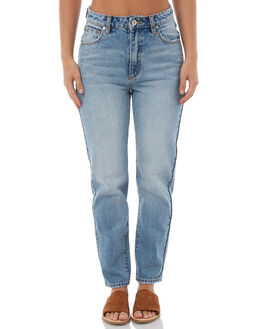 APHRODITE WOMENS CLOTHING A.BRAND JEANS - 711453603