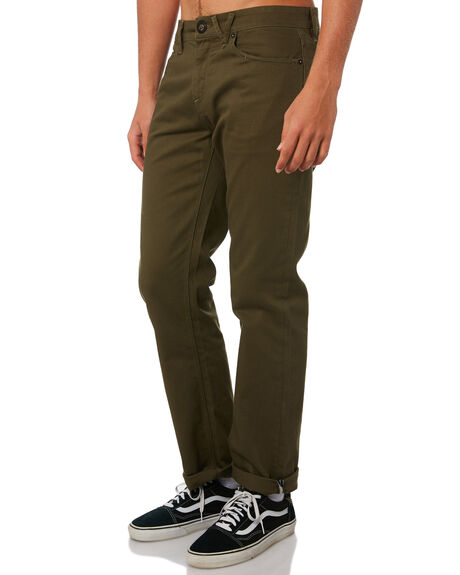 MILITARY MENS CLOTHING VOLCOM PANTS - A1131703MIL