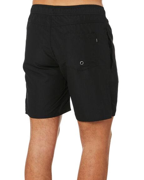 BLACK MENS CLOTHING ST GOLIATH BOARDSHORTS - 4360002BLK