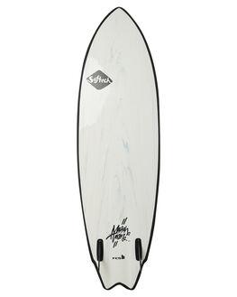 GUNMETAL BLACK BOARDSPORTS SURF SOFTECH SOFTBOARDS - MHTII-GUB-510GBLK