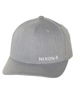 GREY MENS ACCESSORIES NIXON HEADWEAR - C2060070