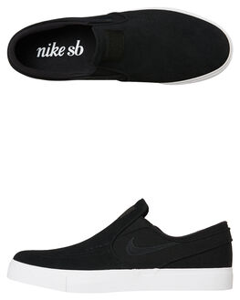 BLACK MENS FOOTWEAR NIKE SKATE SHOES - 833564-009. NIKE 1 Sb Zoom Janoski  ... b35e378f4