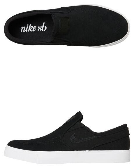 BLACK MENS FOOTWEAR NIKE SNEAKERS - 833564-009