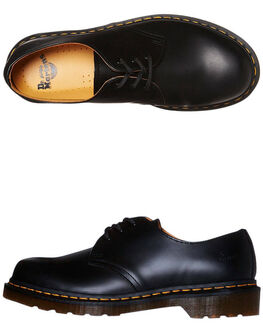 BLACK MENS FOOTWEAR DR. MARTENS SNEAKERS - SS11838002BLKM