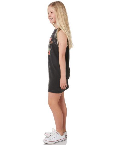 BLACK KIDS GIRLS RIP CURL DRESSES + PLAYSUITS - JDRBQ10090