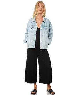 BLUE WOMENS CLOTHING INSIGHT JACKETS - 1000057497BLU