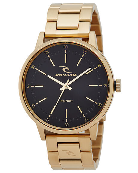 GOLD MENS ACCESSORIES RIP CURL WATCHES - A28990146
