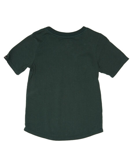 GREEN KIDS BOYS ST GOLIATH TOPS - 2851001GRN