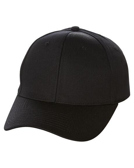 BLACK MENS ACCESSORIES SWELL HEADWEAR - S51641615BLK