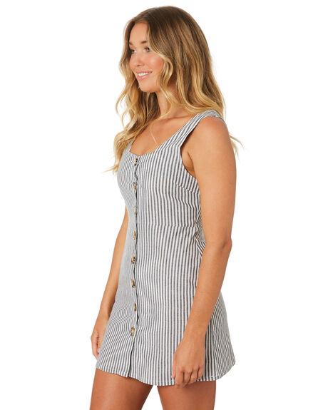 STRIPE OUTLET WOMENS THE BARE ROAD DRESSES - 990341-07STR
