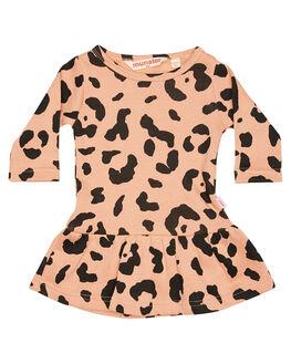 DESERT SAND KIDS BABY MUNSTER KIDS CLOTHING - LM172DR05DSRT