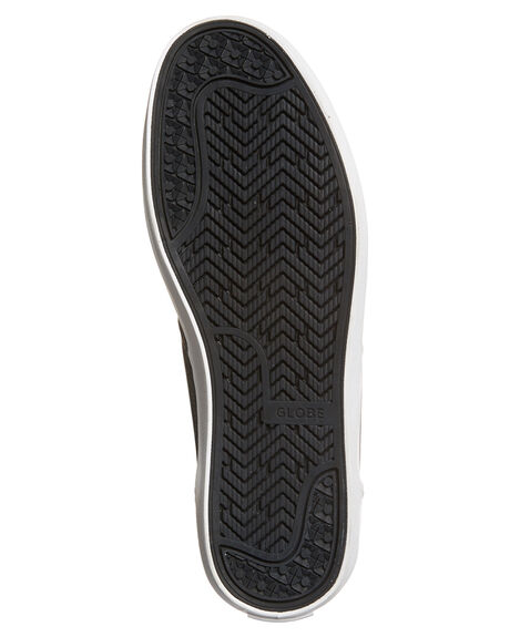 GREY TWEED MENS FOOTWEAR GLOBE SKATE SHOES - GBWILLOW-15136